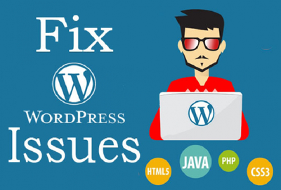Urgent Wordpress Fix, Php fix, Bootstrap Fix, Html & CSS Fix