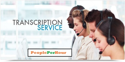 Provide Clear Quality Transcripts For English Audio Or Video