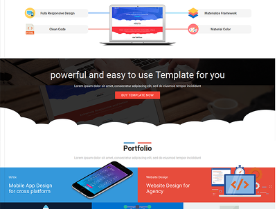 Create modern user interface for mobile or web for your business