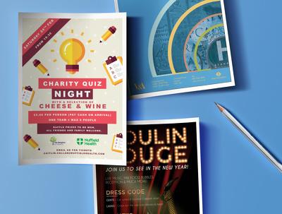 Design Fyers | Posters | Business Cards | Signage