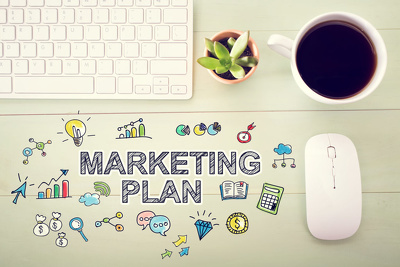 Create a comprehensive marketing strategy for your bussiness