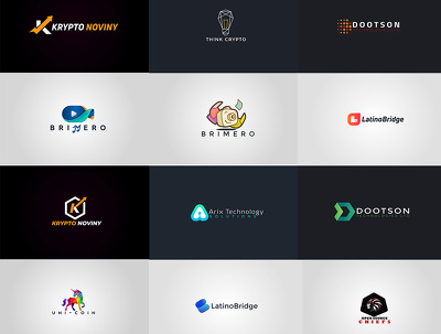 Design your an Outstanding Logo with 3 concepts