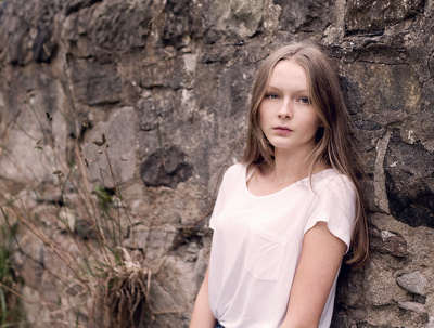 Shoot your portrait in Edinburgh!