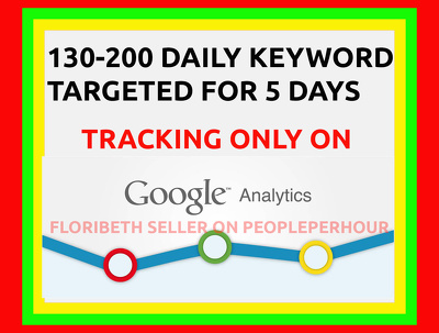 PROVIDE ORGANIC KEYWORD TARGETED FOR 5 DAYS