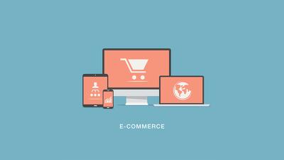 Develop a beautiful E-commerce site