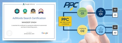 Google AdWords, PPC Management, PPC Audit, PPC Campaign