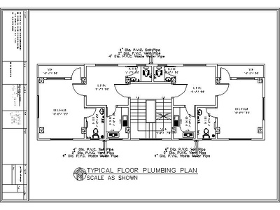 Make house floor plans drafted in AutoCAD from pdf, old drawing,