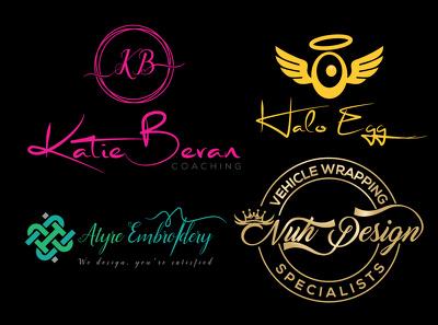 Design signature logo