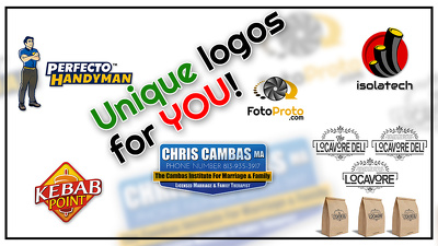 Logo creation with fast deadline.