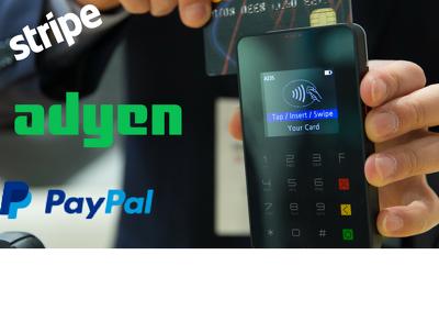 Integrate any payment gateway. Stripe - Paypal - Billplz - Adyen