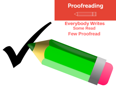 Proofread, Edit And Polish Your Content