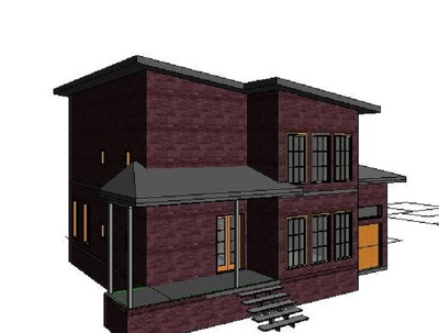 Provide 2D and 3D Floor Plan and 3D EXTERIOR and INTERIOR Model