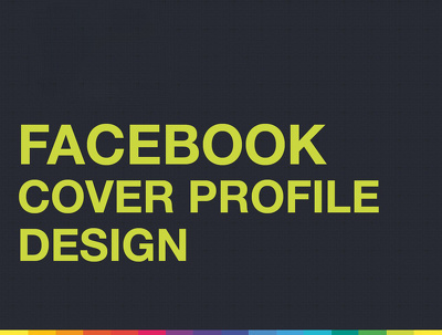 Create A Stylish Facebook Cover Image