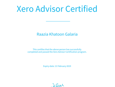 Do an hour's Accounting in Xero