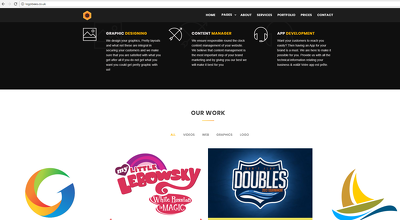 Create wordpress 5 page website in 1 week