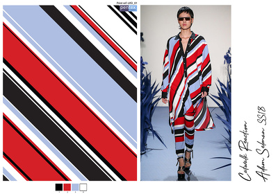 Design prints from trends