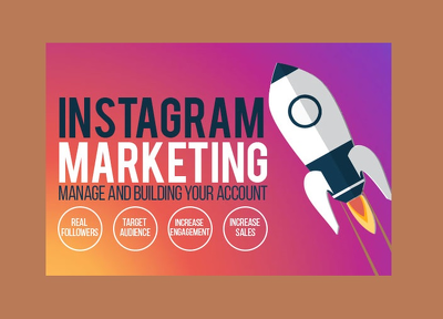 Manage and grow your personal or business instagram profile