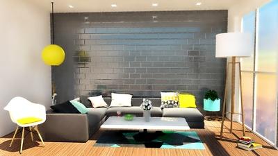 Do an Interior design