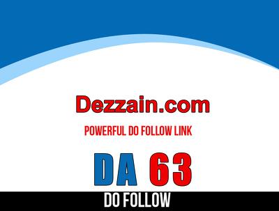 Publish guest post on dezzain – dezzain.com –  DA 63