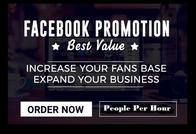 Promote and advertise facebook page improve business