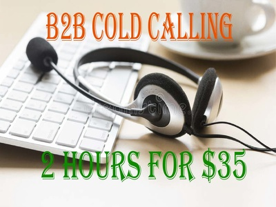 Cold Calling Trial For 2 Hours to Business.