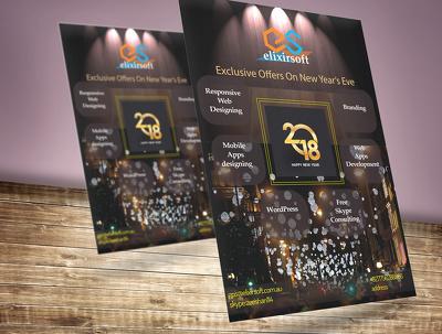 Design a stunning image based flyer/banner/poster for you.