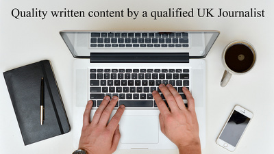 Write a 400-500 word article/blog post/press release/web content