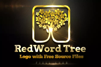 2D ,3D  Gold Logo design+Unlimited Revision+All source files