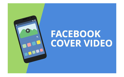 Design a professional and creative Facebook video cover