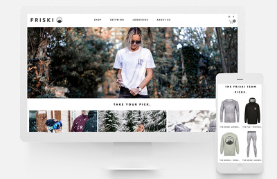 Design a sleek and well functioning squarespace website
