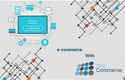 Create professional Ecommerce store with nopCommerce