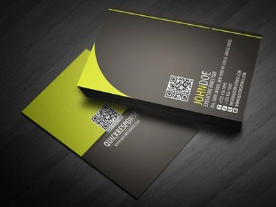 Do a unique business card with creative concept