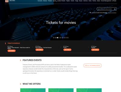 Design & Develop Ticket Solution