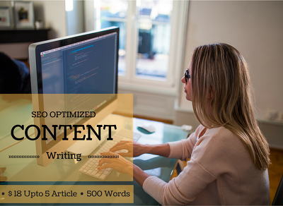 Write 500 words SEO Content with authentic and organic Keywords.