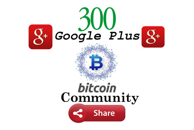 Post Your Link 300 Google Plus Bitcoin Related Communities