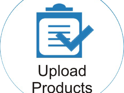 Upload 100  Products to your website