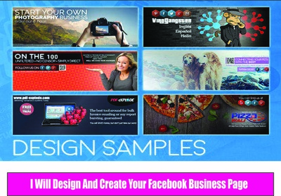 Design And Create Your Facebook Business Page