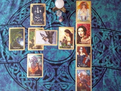Provide a personal oracle card reading for you