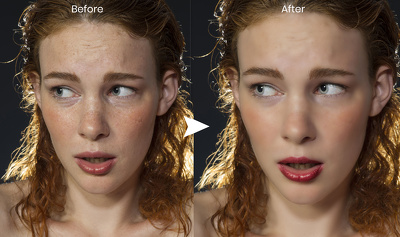 Professionally Retouch your images - 4 Photo
