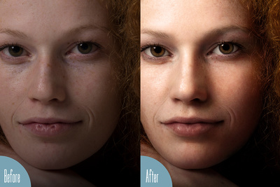 Professional photo edit, retouching and manipulation.