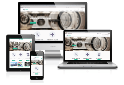 Design & Develop WordPress Responsive,SEO friendly  Website.