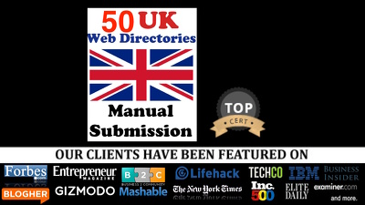 Do 52 UK Native Web Directories Submission : Local Business SEO