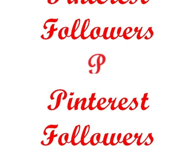 Manage your Pinterest account on a weekly basis.