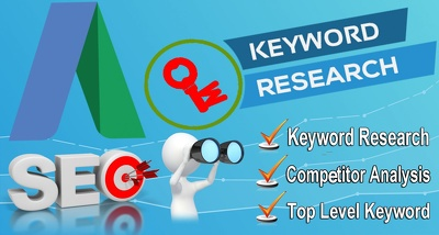 Effective & Competitive Keywords Research for your Website