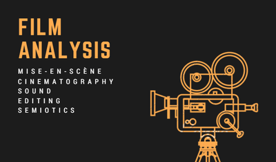 Write an academic film analysis or review