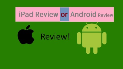 Provide 5 star rating for android app or iPad app