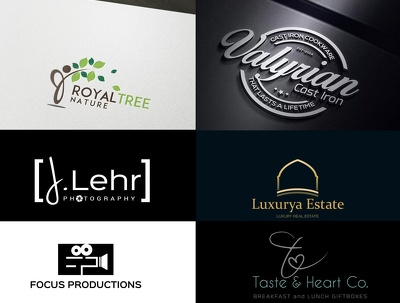 Design 4 Modern Logo In 24 Hrs With Free Vector Files