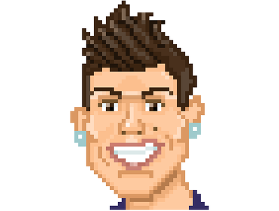 Create your own character pixel-by-pixel!