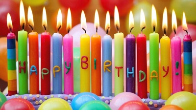 Professional Happy Birthday video in 24/H