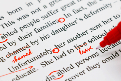 Proofread/edit your 2000 word document